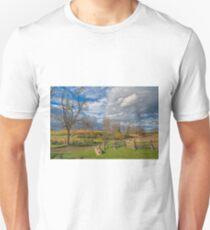 A Simple Farm Lane Unisex T-Shirt