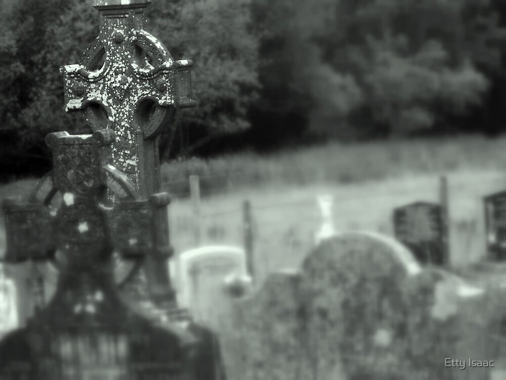 graveyard by Etty Isaac