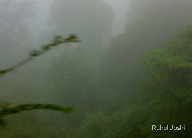 BLANKET OF FOG by Rahul Joshi