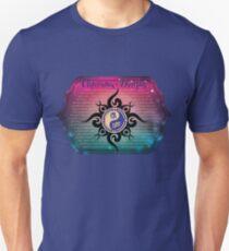 East West Astrology Aquarius-Dragon Unisex T-Shirt