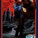 Mego Red Haired Dracula by MegoMuseum