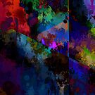 """""""a"""" - abstract digital art by DARREL NEAVES"""