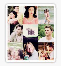 The Longest Ride Sticker