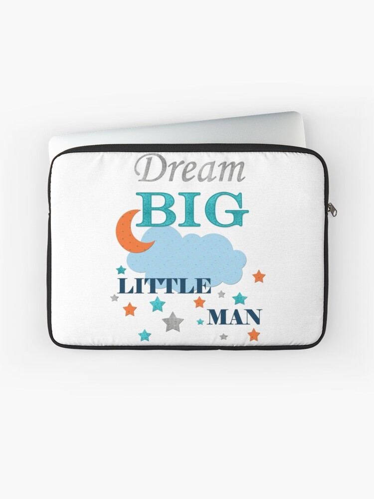 Nursery quotes baby boy quotes   Laptop Sleeve
