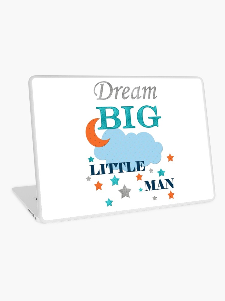 Nursery quotes baby boy quotes   Laptop Skin