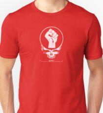 Resist Stealie Unisex T-Shirt