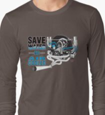 Drought solution Long Sleeve T-Shirt