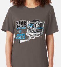 Camiseta ajustada Solución de sequía