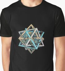 Escher chamaleon Graphic T-Shirt