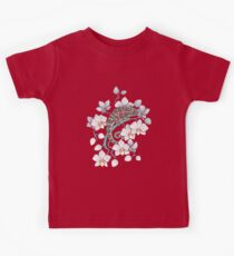 chameleons and orchids  Kids Tee