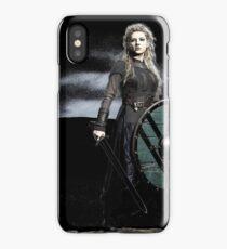 Lagertha (Warrior)  iPhone Case/Skin