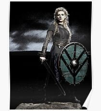 Lagertha (Warrior)  Poster
