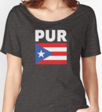 Team Puerto Rico Women's Relaxed Fit T-Shirt