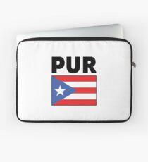 Team Puerto Rico Laptop Sleeve