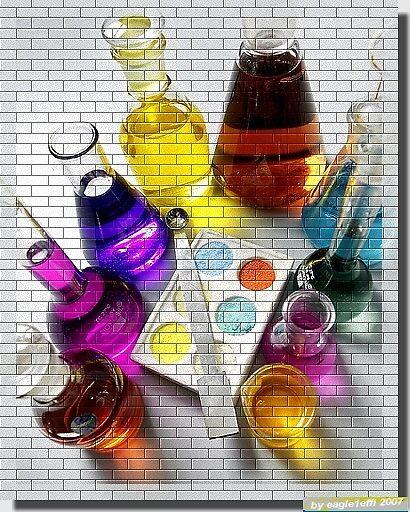 chemistry lab by eagle1effi