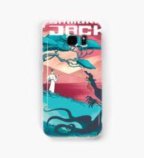 samurai jack Samsung Galaxy Case/Skin