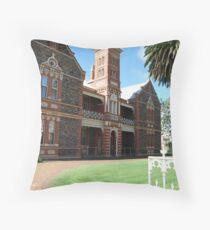 Lutheran Seminary Throw Pillow