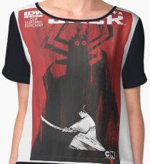 samurai jak yo Women's Chiffon Top