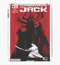 samurai jak yo iPad Case/Skin