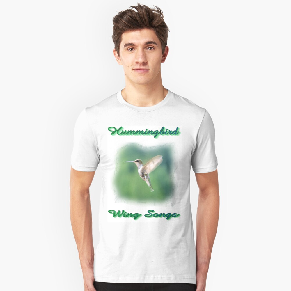 Wing Songs Unisex T-Shirt Front