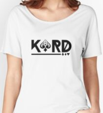 KARD - Logo Women's Relaxed Fit T-Shirt