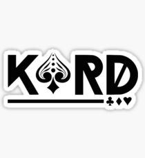 KARD - Logo Sticker