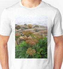 Flowers and Rocks T-Shirt