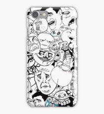 Meme faces phone case iPhone Case/Skin