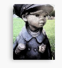 Infantry Canvas Print