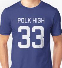Al Bundy Polk High (Blue) Unisex T-Shirt