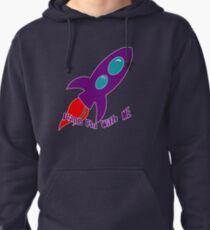 Come Fly With Me Pullover Hoodie