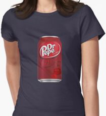 Dr. Pepe Women's Fitted T-Shirt