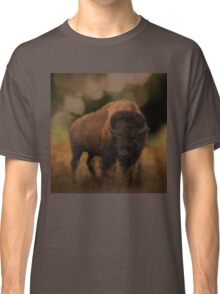 Big Awesome Bison Classic T-Shirt
