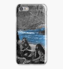 Paleo Indian Dream iPhone Case/Skin