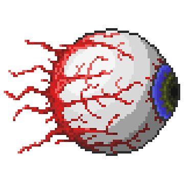 Terraria Eye of Cthulhu by Republica