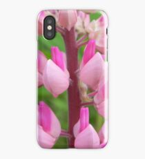 Pink Lupin iPhone Case/Skin