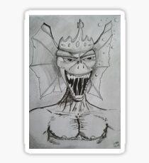 Triton Sticker
