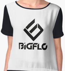 BigFlo - Logo Chiffon Top