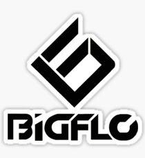 BigFlo - Logo Sticker