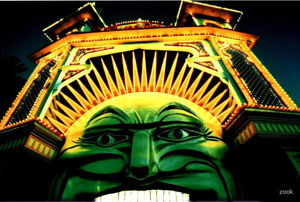 Luna Park by zook