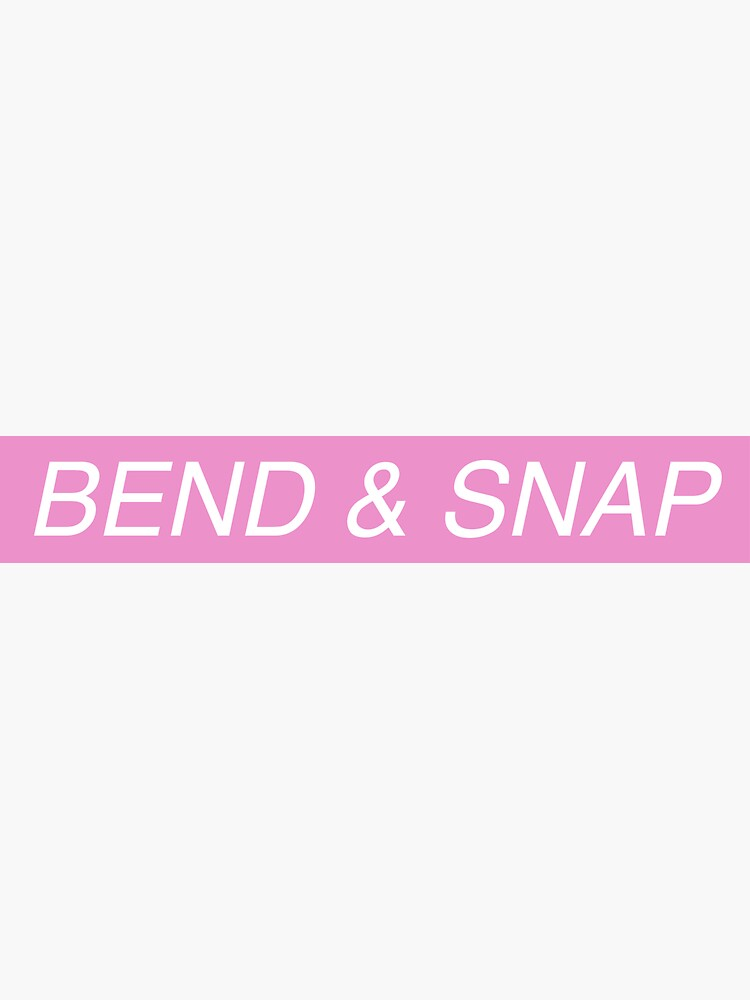 Legally Blonde: Bend and Snap by emilychalon