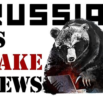 Russia is fake news! by cambrilis