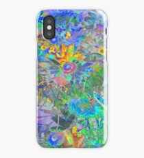 Daisy Fantaisy ~ Distracted Abtract iPhone Case