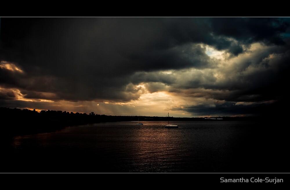 Serene Solitude by Samantha Cole-Surjan