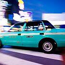 TokyoTaxi by Adrian Lander