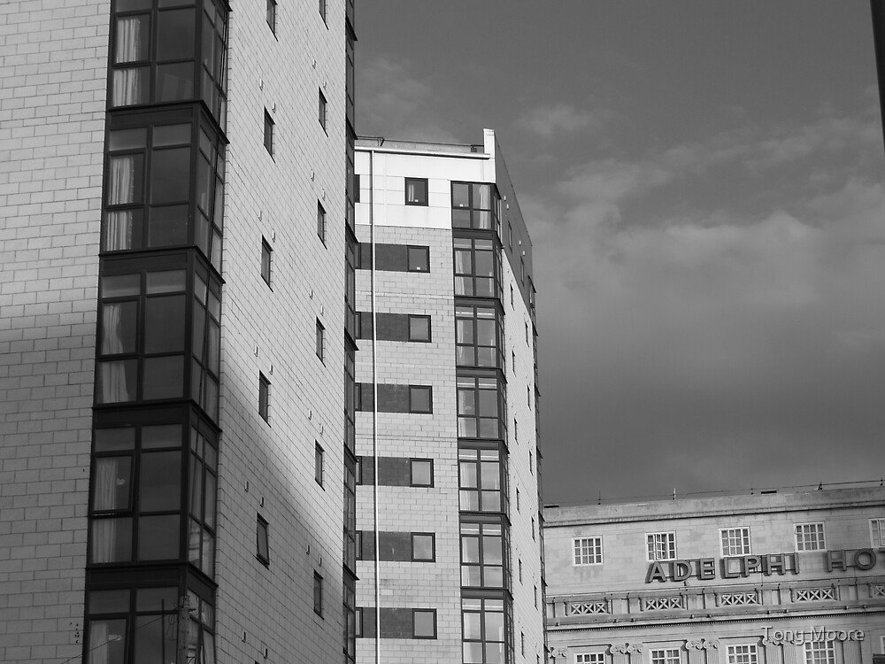 Hotel by Tony Moore