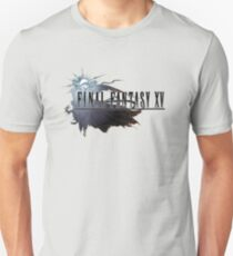 the final fantasy game logo  T-Shirt