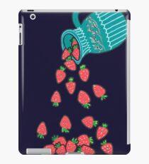 Strawberrys Jar iPad Case/Skin