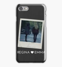 Regina and Emma iPhone Case/Skin