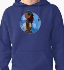 Queen of the Eastern Seas Pullover Hoodie